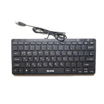 DDZONE DK500M Korean English USB Wired Mini Keyboard Membrane Switch 78 Keys image 2