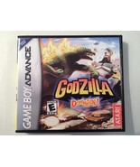 Godzilla Domination - GBA - Replacement Case - No Game - $7.91