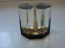 Lucite paperweight, Washington, D.C Capital, Washington Monument, souvenir - $17.69