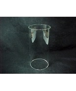 """Cylinder Tube 2 1/2"""" X 6"""" Light Lamp Shade Candle Holder Glass Wall Scon... - $29.95"""