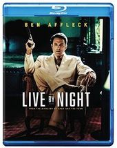 Live by Night (2017) Blu-ray+Digital