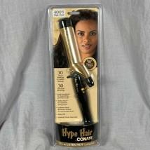 "Hype Hair ConAir Ultra Hot Women's 1 1/4"" Curling Iron 30 Heat Settings Auto Off - $21.77"