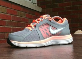 Womens Nike Dual Fusion ST 2 Running Shoes SZ 8.5 40 Used Sneakers 65749... - $29.69