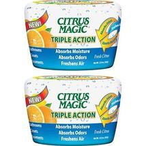 BMT618372831 - Citrus Magic Triple Action Air Freshener