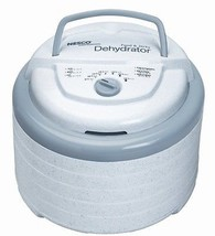 Snackmaster Pro Food Dehydrator, White Top-mounted Fan Adjustable 95°-16... - £96.40 GBP
