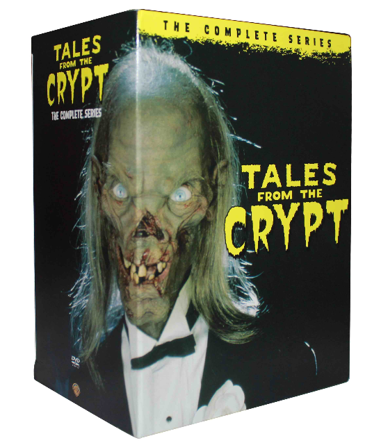 Tales from the Crypt Complete series Seasons 1-7 20 DVD Box Set Free Shipping
