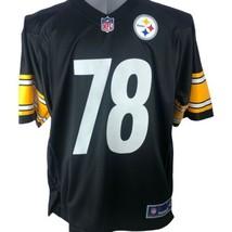 NFL Pittsburgh Steelers Adult L #78 Alejandro Villanueva Jersey Pro Line - $27.72