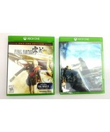 Final Fantasy XV & Final Fantasy Type-0 HD Day One Edition Xbox One Vide... - $13.54