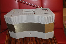 BOSE Model AW-1 Acoustic Wave Stereo Music System for slight repair 05/18 - $147.00