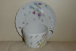 Haviland Limoges Prairie Cup and Saucer - $39.00