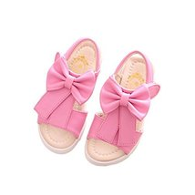 Princess Baby Shoes Hollow Shoes Sandals Summer New Girls Sandals Korean image 2