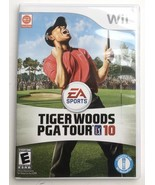 Tiger Woods PGA Tour 10 (Nintendo Wii, 2009) Pre-Owned - $20.24