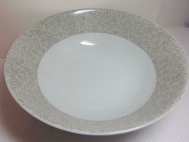 "Mikasa Vibrations Gray Vegetable Bowl 10"" Round Made in Germany Simon Janus - $44.55"