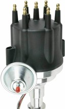 Pro Series R2R Distributor for Chevy 194 230 250 292, I6 Engine Black Cap image 2