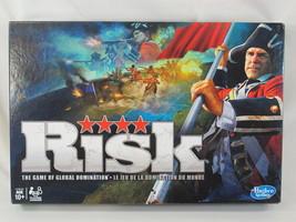 RISK 2010 Board Game Hasbro 100% Complete Near Mint Condition Bilingual - $29.45