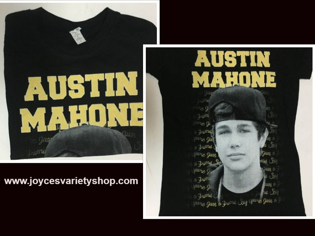 Austin mahone black shirt web collage