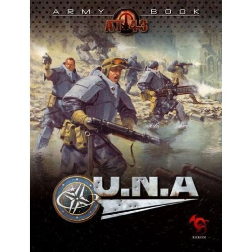 AT-43: U.N.A. Army Book