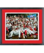 Washington Nationals WIn the 2019 World Series-11x14 Matted/Framed Photo - $42.95