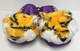 LSU Louisiana State University Women'a Slippers Many Sizes Purple Tigers image 3