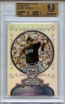 2006 Bowman Sterling Refractors #151/199 Josh Johnson RC BGS 9.5 J - $19.79