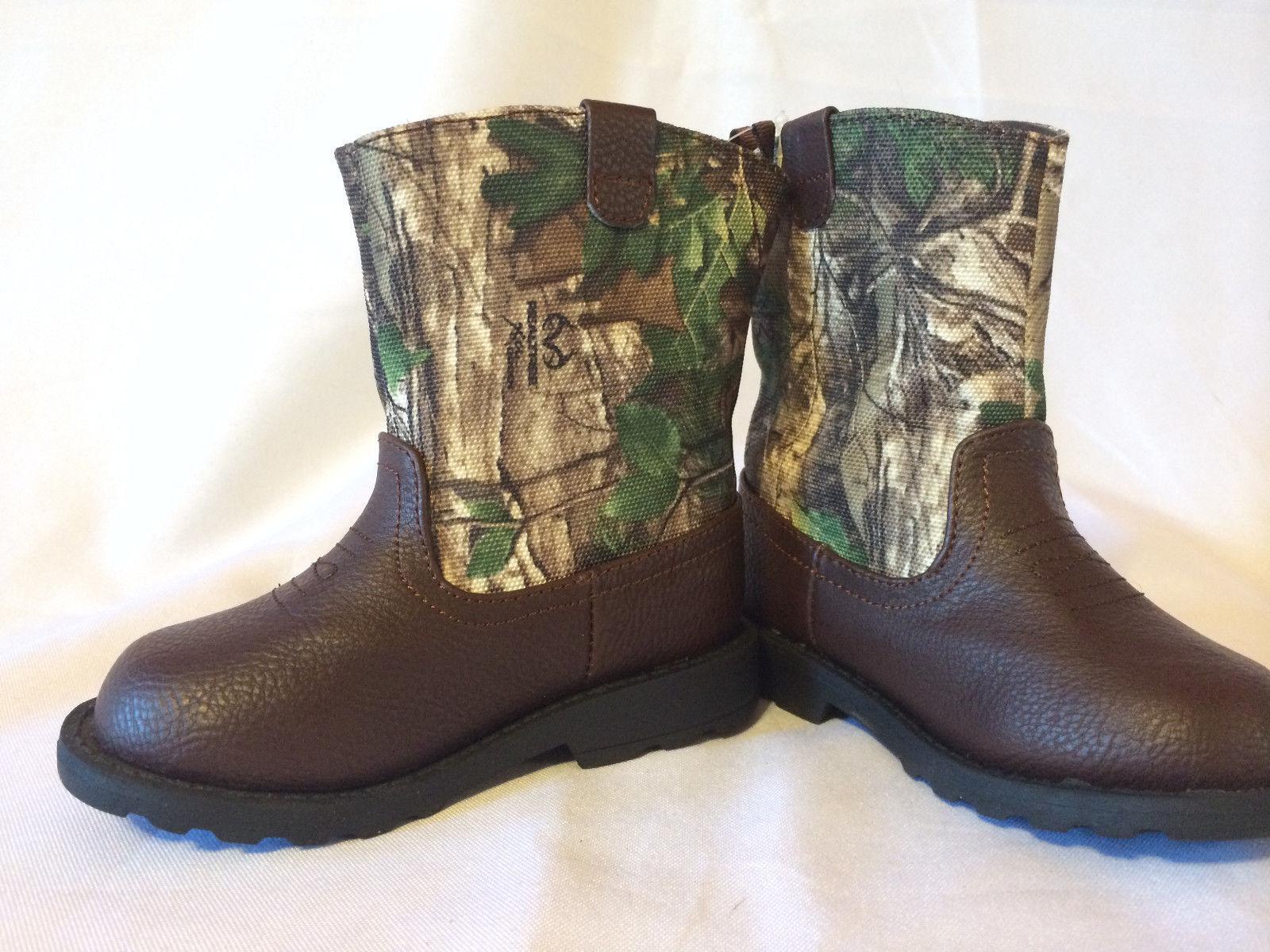 30403eeb2d3f8 New Boys! REALTREE Camo Camouflage Velcro and 50 similar items