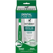 Vet's Best Enzymatic Dental Gel Toothpaste for Dogs, USA Made - $20.95
