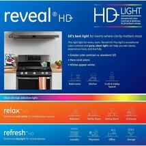 GE Reveal 43-Watt Energy Efficient Decorative Halogen Light Bulb (3pk) image 2