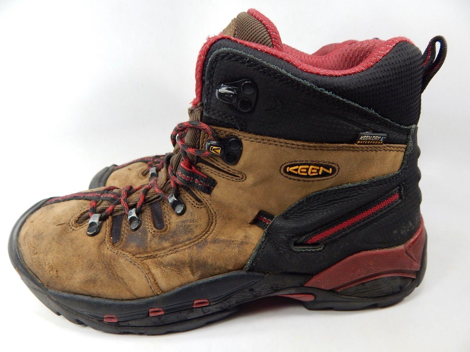 "Keen Pittsburgh 6"" Size US 12 M (D) EU 46 Men's Steel Toe Work Boots 1007024"