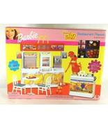 NIB Sealed Mattel 2001 Barbie McDonalds Fun Time Restaurant Playset 88811 - $302.64