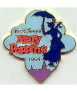 Mary Poppins dated 1964 Authentic  Disney Pin - $13.99