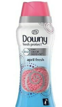 Downy Fresh Protect with Febreze, In-Wash Scent Beads, April Fresh, 14.8 oz - $19.95