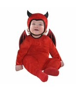 Cute As A Devil Costume Infant 6-12 Months - $25.38