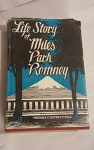 Life Story of Miles Park Romney by Thomas C. Romney 1st Edition LDS Book - $128.69