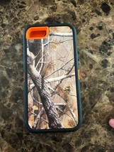 Defender series Case for iPhone SE iPhone 5s iPhone 5 Orange Camo - $5.87