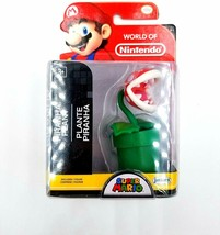 Piranha Plant Super Mario Figure 3-1 - $14.39