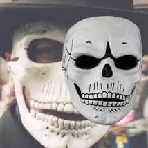 Spectre Mask Helmet Halloween Cosplay Season Resin - $64.35 CAD