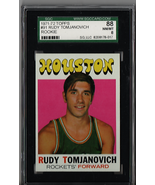 1971 Topps Rudy Tomjanovich Rookie #91 SGC 88 P555 - $38.63