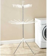 Clothes Drying Rack Freestanding Hang to Dry Laundry Dryer Stand 2 Tiers... - $27.49