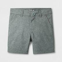 Cat & Jack Grey Infant Quick Dry Shorts Size 12M NWT - $6.99