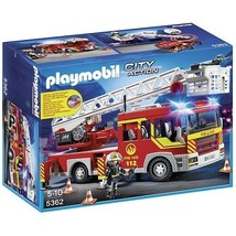 Playmobil - Ladder Unit with Lights and Sound (5362) - $110.71