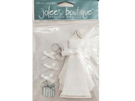 Jolee's Boutique Bride Sticker Set #SPJB007