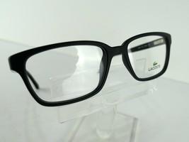 ee4bcb561c Lacoste L-2783 (001) Matte Black 53 X 16 135 mm Eyeglass Frames