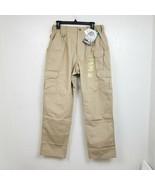 5.11 Tactical Series Mens Taclite Pro Pants 32x32 Khaki Beige NWT 74273 - $40.16