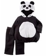 NEW NWT Boys Carter's Halloween Panda Costume 12 or 18 Months 2 Piece - $24.99