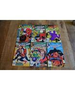 Amazing Spider-Man #245 246 247 248 249 250 Hobgoblin app Marvel Lot of ... - $43.35