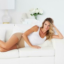 Yummie Seamless 2-Way Shaping Tank in White, S/M - $14.84