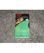 NEW RCA T120 VIDEOCASSETTE VHS TAPE 6 HOUR T-120 - $2.25