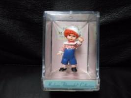 """Hallmark Keepsake """"Mop Top Billy 1996"""" 2000 Merry Miniature Figurine USED - $4.21"""