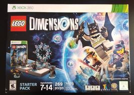 Batman 71173 LEGO Dimensions Starter Pack for XBOX 360 New - $39.99