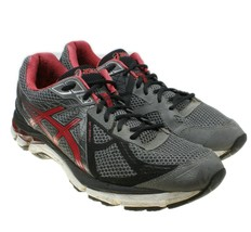 Asics GT 2000 v 3 Gray Mens Size 11.5 EU 46 Running Shoes Sneakers T500N - $23.16